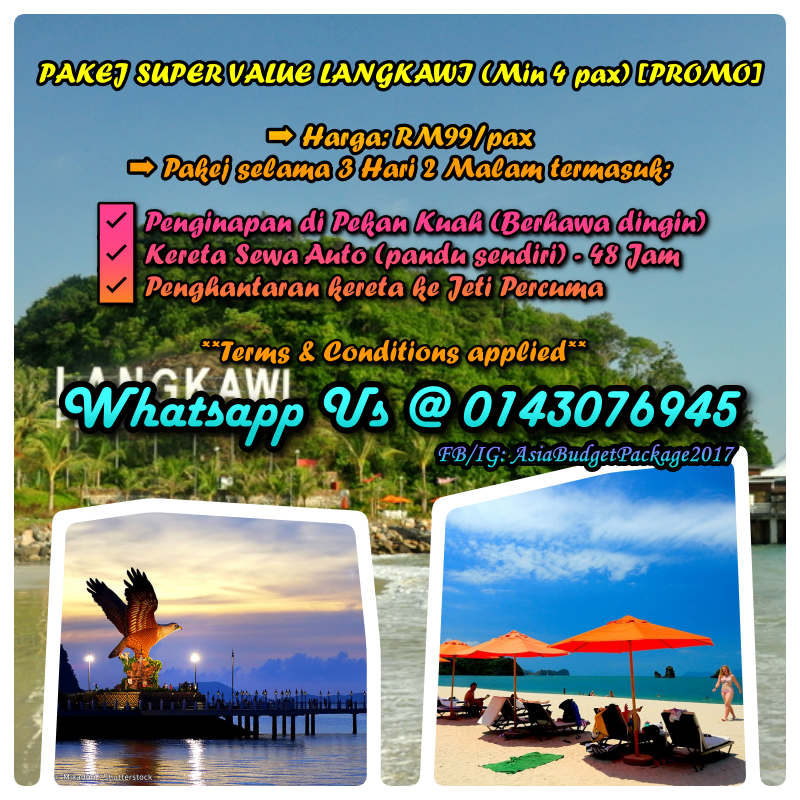 Langkawi 3d2n Package Rm99 Promo Deals Free Spm Tips 2020 By Student Malaysia Education Forum